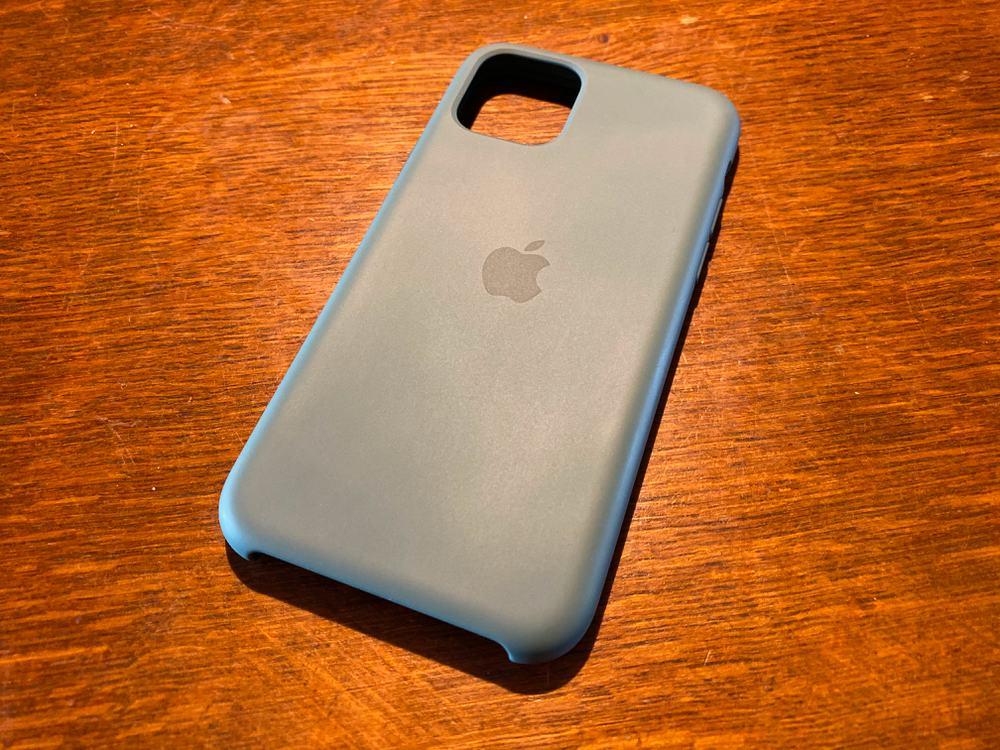 iPhone 11 Pro シリコンケース3